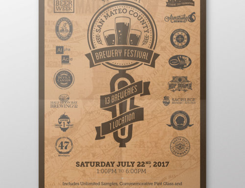DSA Brewery Festival Poster
